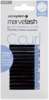 Marvelash C Curl Double Layer Lashes 0.07 ASSORTED 8-12mm