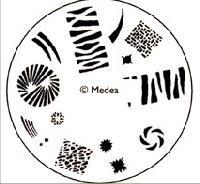 nail art stencil templates printable .
